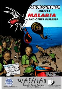 Page One  Infographic: Preventing malaria, sanitation-related diseases Page1 210x300
