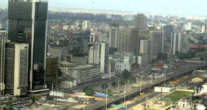 Lagos Marina  Cities urged to be part of 24 hours of climate action Lagos 300x160