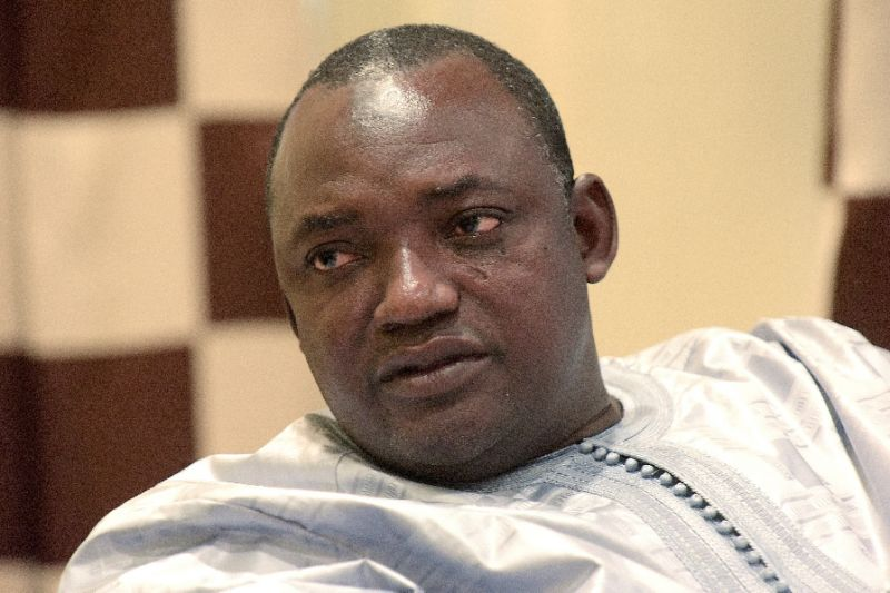 Adama Barrow  Gambia may become first sub-Sahara African nation to eliminate malaria Adama Barrow