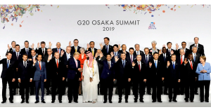 G20 Osaka 2019  G20 govts accused of bankrolling fossil fuel industry with $77bn yearly G20 2019 300x160