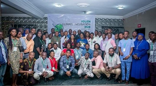 Youth Climate Incubation Hub