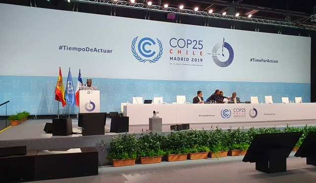 Nigeria COP25 statement