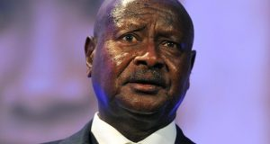 Yoweri Museveni  Uganda, Nigeria record highest daily increases in COVID-19 cases Yoweri Museveni 300x160